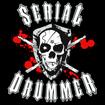 Serial Drummer, une marque de vêtements dédiée exclusivement aux batteurs !