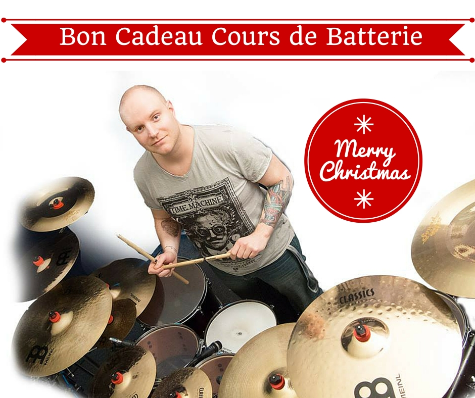 bon cadeau cours de batterie la drumlive academy lille roubaix. Black Bedroom Furniture Sets. Home Design Ideas